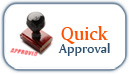 Image of Quick Approval
